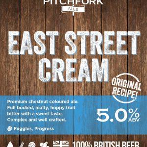 Ale – East Street Cream (Pitchfork Ales)